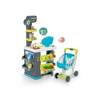 Детски супер маркет City Shop Smoby 7600350212