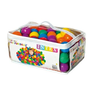 Топки INTEX 6.5cm Small Fun Ballz, 100 бр. 749602