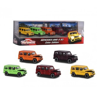 Majorette - Мерцедес AMG G 63 Color Edition 5 бр. 212053165