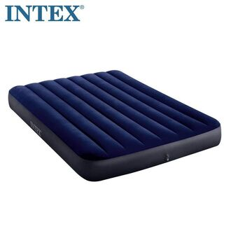 Надуваем матрак Intex, Classic Downy Bed - 137 x 191 x 25 cm 64758